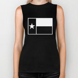 TX Texas Flag V1 Biker Tank