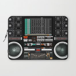 Boombox Ghetto J1 Laptop Sleeve