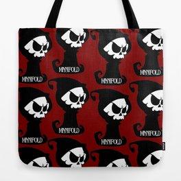 Manifold Reaper Tote Bag