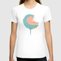 wave T-shirts featuring Wave by Chris Redford