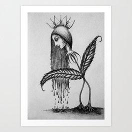 Biosphere (Spheres) Art Print