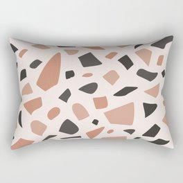 Earth Terrazzo Rectangular Pillow