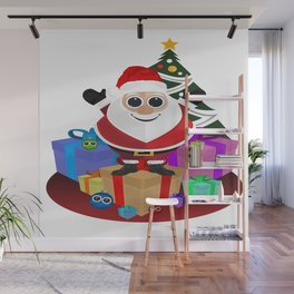 Santa Claus - Christmas Wall Mural