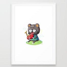 Barold Framed Art Print