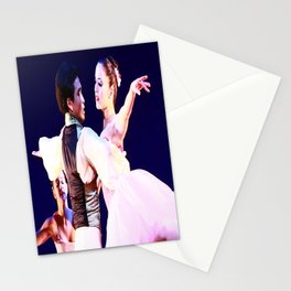 Passionate Ballet Love Stationery Cards