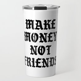 Money Travel Mug