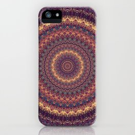 Mandala 590 iPhone Case