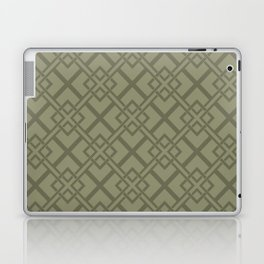 Simple Geometric Laptop & iPad Skin