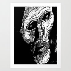 I have a Question Art Print