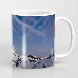 Mount Baker - Nature Photography Coffee Mug