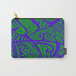 Abstractish 2  Carry-All Pouch
