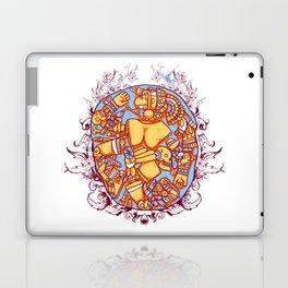 Inca design - Mayan Pinup Simbols Laptop & iPad Skin