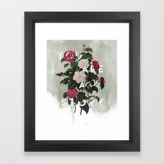 Story Framed Art Print