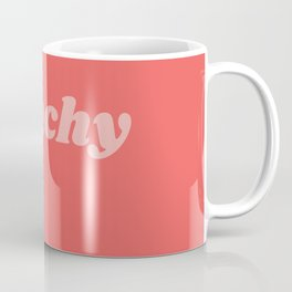 peachy Coffee Mug