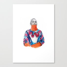 Becca No.1 Canvas Print