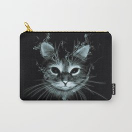 Smoke Cat Carry-All Pouch