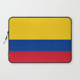 Flag of Colombia-Colombian,Bogota,Medellin,Marquez,america,south america,tropical,latine america Laptop Sleeve