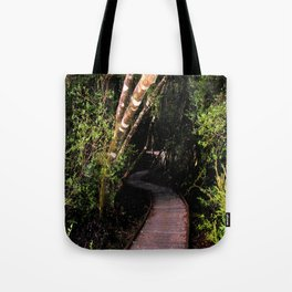 """The Franklin–Gordon Wild Rivers National Park""  Tote Bag"