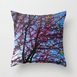 Blossom (1) Throw Pillow
