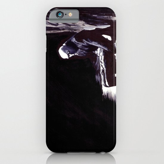 The Great Death of Wisborg iPhone & iPod Case