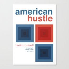 American Hustle Canvas Print