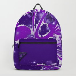Power Purple For a Cure - The Wings of Love Backpack