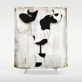 Fresh Dairy Shower Curtain