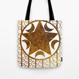 Golden Tyme Tote Bag
