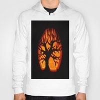 halloween Hoodies featuring HalloWeen by 2sweet4words Designs