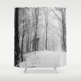 Lonely... Shower Curtain