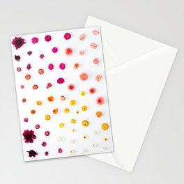 Flower pattern 1 Stationery Cards