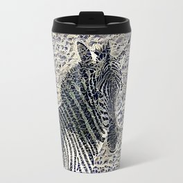 Straight-Laced Travel Mug