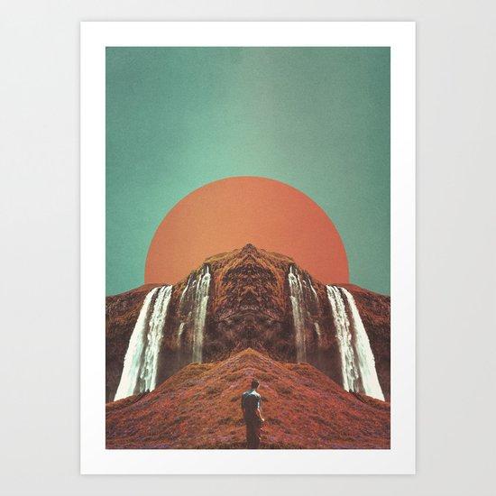 The Pantheist Art Print