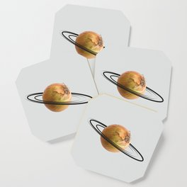 onion saturn Coaster