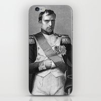 napoleon iPhone & iPod Skins featuring Napoleon by Palazzo Art Gallery