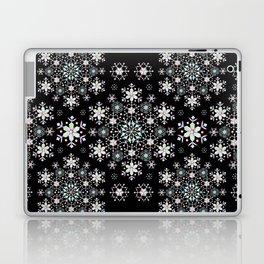 Snowflake Lace Laptop & iPad Skin