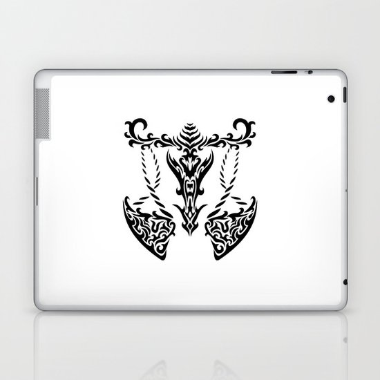 Libra Laptop & iPad Skin