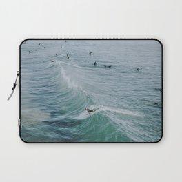 lets surf ix Laptop Sleeve