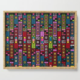 Baby Circuit Board Serving Tray