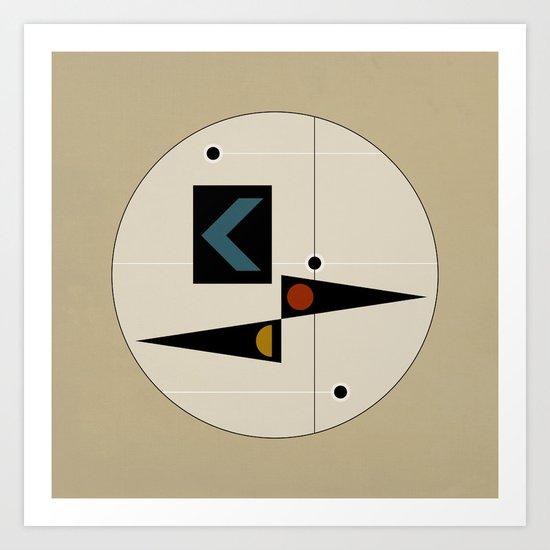 PJO/87 Art Print