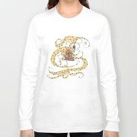 rapunzel Long Sleeve T-shirts featuring Rapunzel by Catru