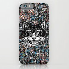 The Creative Cat Slim Case iPhone 6s