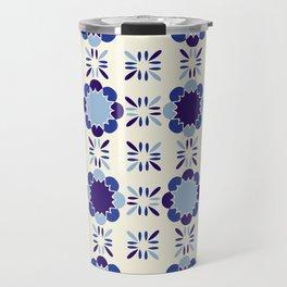 Portuense Tile Travel Mug