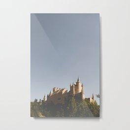 Alcázar Metal Print