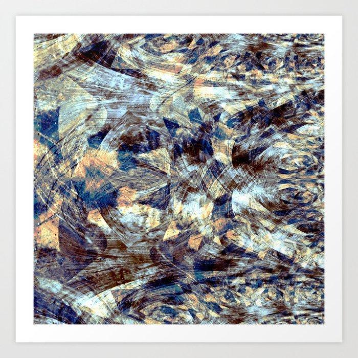 abstract design ### ### Art Print