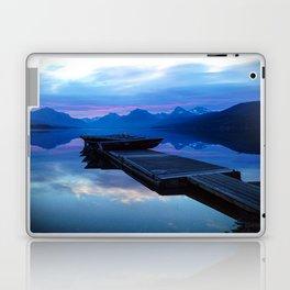 Lake MacDonald Morning Laptop & iPad Skin