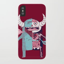 All Monsters are the Same iPhone Case