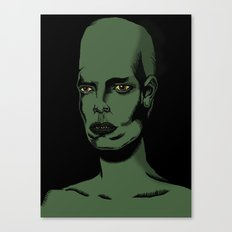 L'extraterrestre Canvas Print