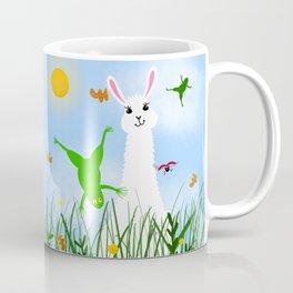 Hoppy Spring! Coffee Mug