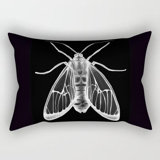 Wasp Moth II Rectangular Pillow